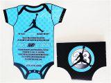 Air Jordan Baby Shower Invitations Eccentric Designs by Latisha Horton New Air Jordan