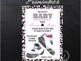 Air Jordan Baby Shower Invitations Printable Jordan Jumpman Inspired Baby Shower by Lovinglymine