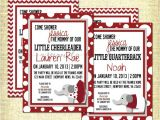 Alabama Baby Shower Invitations Items Similar to University Of Alabama Big Al Inspired