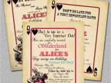 Alice In Wonderland Bridal Shower Invitation Template Bridal Shower Invitations Free Alice In Wonderland Bridal