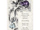 Alice In Wonderland Tea Party Invitation Ideas Alice In Wonderland Mad Hatters Tea Party Birthday 5×7