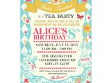 Alice In Wonderland Tea Party Invitation Ideas Alice In Wonderland Tea Party Invitation