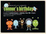 Alien Birthday Invitations Space Aliens Birthday Party Invitation You Print
