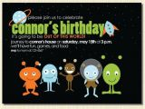 Alien Birthday Party Invitations Space Aliens Birthday Party Invitation You Print