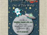 Alien Party Invitations 26 Best Images About Space Birthday On Pinterest solar