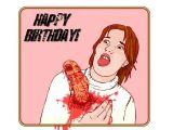Alien Vs Predator Birthday Invitations Alien Birthday Birthday Wishes Pics Pinterest