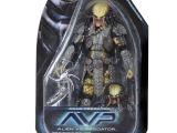"Alien Vs Predator Birthday Invitations Predator 7"" Scale Action Figures Series 14 assortment"