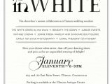 All White Party Invitation Wording White Party Invitation Wording Unique Braesd Com