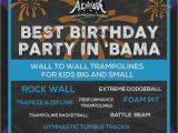 Altitude Trampoline Park Birthday Party Invitations Gallery Sky Zone Party Invitations Whitby On Trampoline