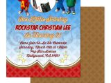 Alvin and the Chipmunks Birthday Party Invitations Eccentric Designs by Latisha Horton Alvin and the