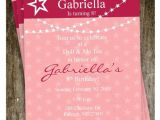 American Girl Doll Party Invitations American Girl Doll Birthday Party Invitation Digital by