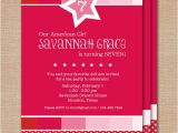 American Girl Doll Party Invitations Items Similar to American Girl Doll Tea Party Set Of 25