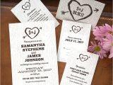 American Stationery Wedding Invitations Easy American Wedding Stationery Wedding Ideas