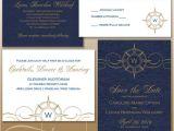 American Stationery Wedding Invitations Nautical Wedding Stationery Ideas On On American