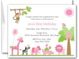 An Invitation Card for A Birthday Party Kids Birthday Invitations Kids Birthday Invitations