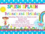 An Invitation for A Birthday Party Fearsome Kids Birthday Party Invitation