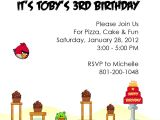 Angry Birds Birthday Party Invitation Template Free Angry Birds Birthday Party Invitation ← Wedding Invitation