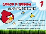 Angry Birds Birthday Party Invitation Template Free Shana Whipple Graphy Angry Birds Birthday Party