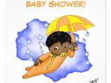 Animated Baby Shower Invitations Baby Shower Cartoon Invitations