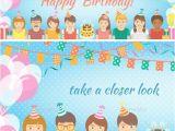 Animated Party Invitations 38 Kids Birthday Invitation Templates Psd Ai Free