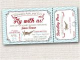 Antique Airplane Baby Shower Invitations Vintage Airplane Baby Shower Invitation by Parchmentpath