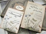 Antique Wedding Invitation Ideas 21 Fabulous Vintage Wedding Invitations