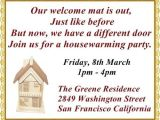Apartment Warming Party Invitation Wording 25 Best Ideas About Housewarming Invitation Wording On