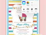 App for Baby Shower Invitations App Shopper Baby Shower Invitation Cards Free Lifestyle