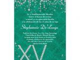 Aqua Quinceanera Invitations 5×7 Aqua Diamond Quinceanera Birthday Invitation 5 Quot X 7