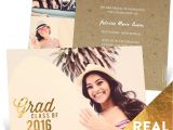 Are Graduation Announcements and Invitations the Same Thing Favorite Photo Gold Foil College Graduation
