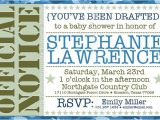 Army Baby Shower Invitations Items Similar to Blue Camouflage Army Baby Shower