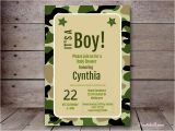Army themed Baby Shower Invitations Editable Birthday Invitations – Printabell • Create