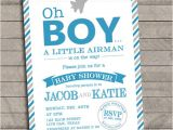 Army themed Baby Shower Invitations Oh Boy Military Baby Shower Invitations Air force Army