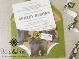 Army themed Baby Shower Invitations Pinterest • the World's Catalog Of Ideas