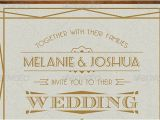 Art Deco Wedding Invitations Free Download Free Art Deco Templates Choice Image Template Design Ideas
