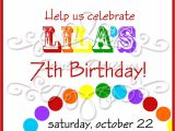 Art themed Birthday Party Invitations Art themed Birthday Party Invitations Free Invitation
