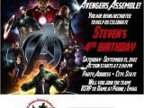Avengers Birthday Invitations Custom Free 301 Moved Permanently