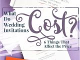 Average Cost for Wedding Invites Wedding Invitation Average Cost Various Invitation Card