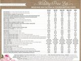 Average Cost Of Printing Wedding Invitations Printing Price List for Wedding Invitations by