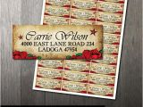Avery Labels for Wedding Invitations Tattoo Rose Wedding Mailing Address Label Avery by