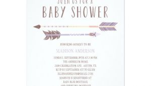 Aztec Baby Shower Invitations Aztec Baby Shower Invitation