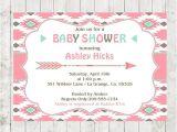 Aztec Baby Shower Invitations Aztec Baby Shower Invitation Tribal Baby by