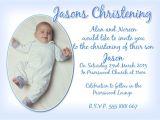 Baby Baptism Wording Invites Baby Christening Invitations Wording Baby Boy