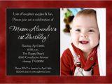 Baby Boy 1st Birthday Party Invitations Color Photo Baby 39 S Birthday Invitation Favorite Design