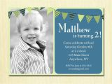 Baby Boy 2nd Birthday Invitation Wording First Birthday Baby Boy Invitation 1st 2nd 3rd 4th Birthday