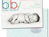 Baby Boy Birth Party Invitation 29 Best Birth Announcements Images On Pinterest