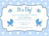 Baby Boy Birth Party Invitation Baby Boy Birth Announcements Templates