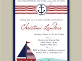 Baby Boy Shower Invitations Nautical theme Ahoy It S A Boy Nautical Baby Shower Invitation by