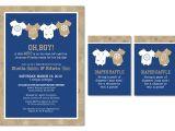 Baby Boy Shower Invitations Sports theme theme Sports themed Baby Shower Invitation Message