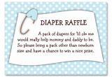 Baby Boy Shower Invitations with Diaper Raffle Best 25 Diaper Raffle Poem Ideas On Pinterest